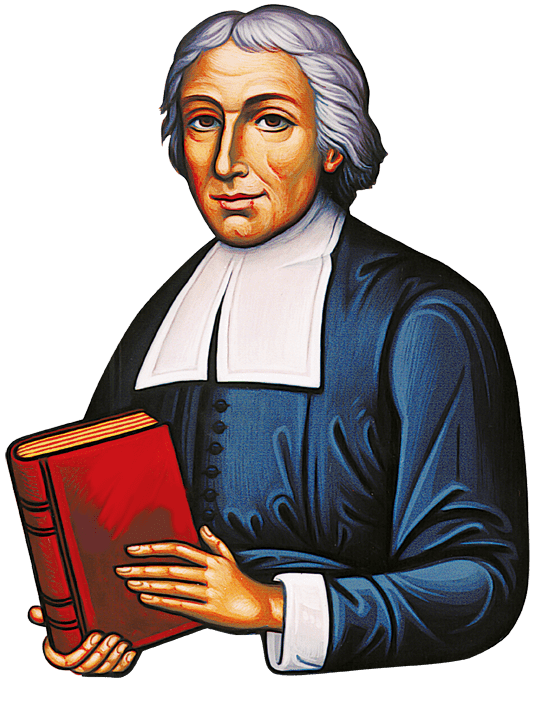 May 15 – St. John Baptist de La Salle