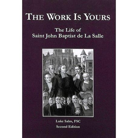 PRINT - The Work is Yours - Luke Salm, FSC