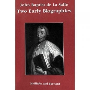 PRINT - Two Early Biographies - Maillefer and Bernard