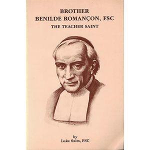 PRINT - Brother Benilde Romancon, FSC - Luke Salm, FSC
