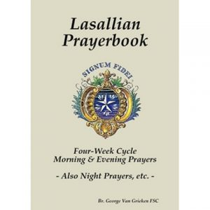PRINT Lasallian Prayer Book George Van Grieken FSC