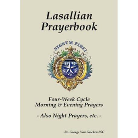 PRINT Lasallian Prayer Book George Van Grieken FSC