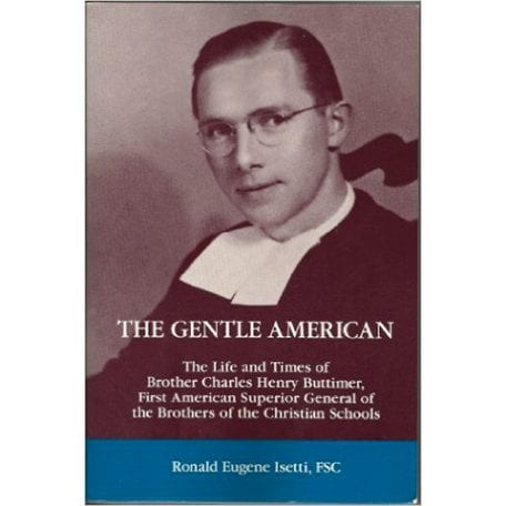 PRINT - The Gentle American - Ronald Isetti, FSC