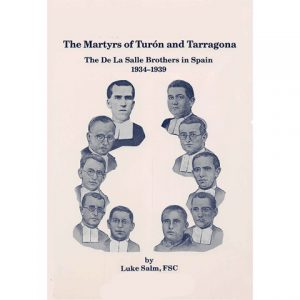 PRINT The Martyrs Of Turon And Tarragona Luke Salm, FSC