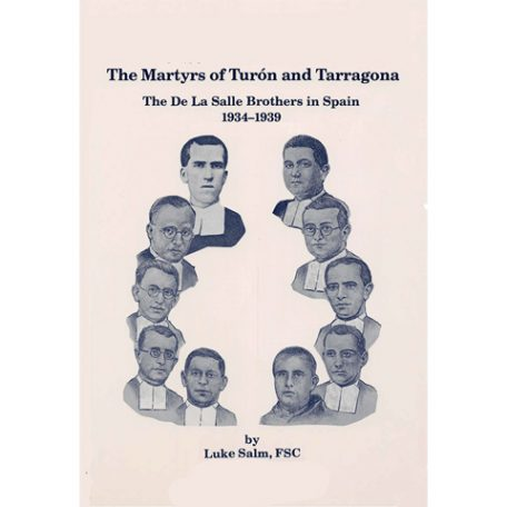 PRINT The Martyrs Of Turon And Tarragona Luke Salm, FSC