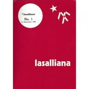Lasalliana 01 - Cover