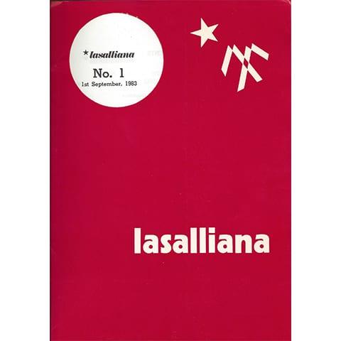Lasalliana 01 - Cover