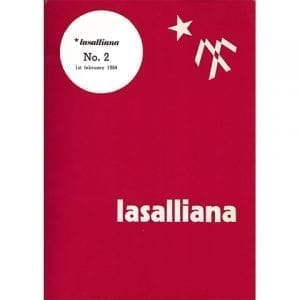 Lasalliana 02 - Cover