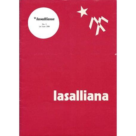 Lasalliana 03 - Cover