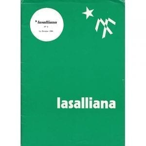 Lasalliana 04 - Cover