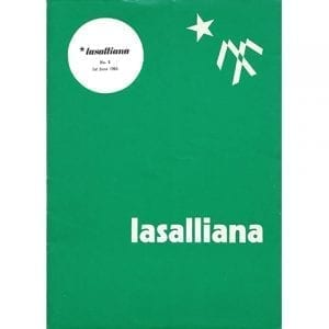 Lasalliana 06 - Cover