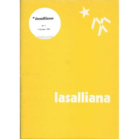 Lasalliana 07-Cover
