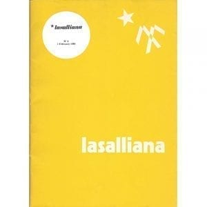 Lasalliana 08 - Cover