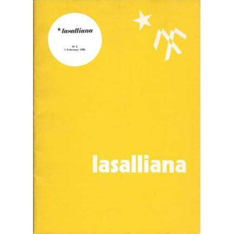 Lasalliana 08 - Cover
