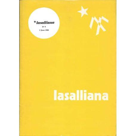 Lasalliana 09 - Cover
