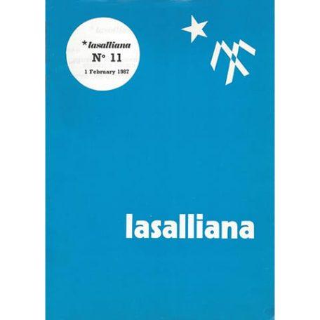 Lasalliana 11 - Cover