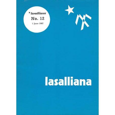 Lasalliana 12 - Cover