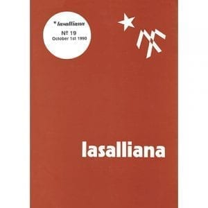 Lasalliana 19 - Cover