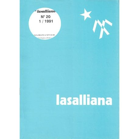 Lasalliana 20 - Cover
