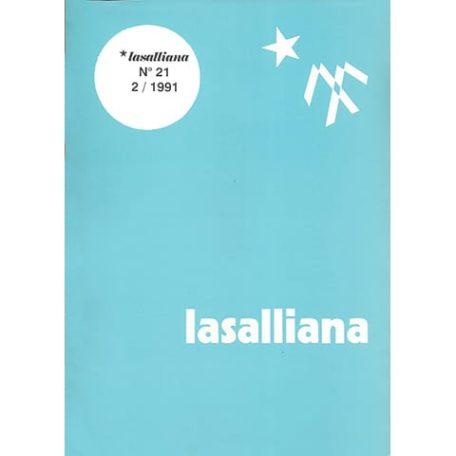 Lasalliana 21 - Cover