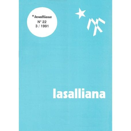 Lasalliana 22 - Cover