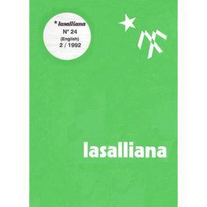 Lasalliana 24 - Cover