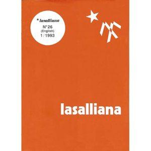 Lasalliana 26 - Cover