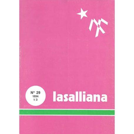 Lasalliana 29 - Cover