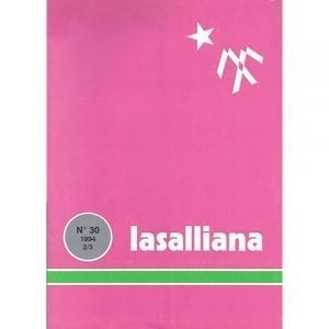 Lasalliana 30 - Cover