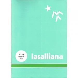 Lasalliana 34 - Cover