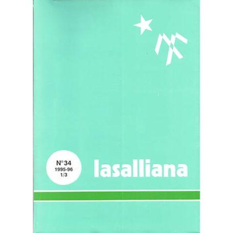 Lasalliana 34 - Cover