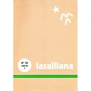 Lasalliana 36 - Cover