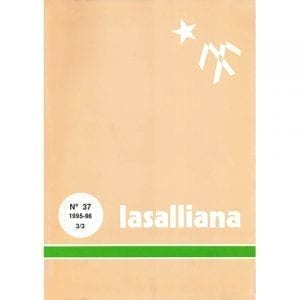 Lasalliana 37 - Cover