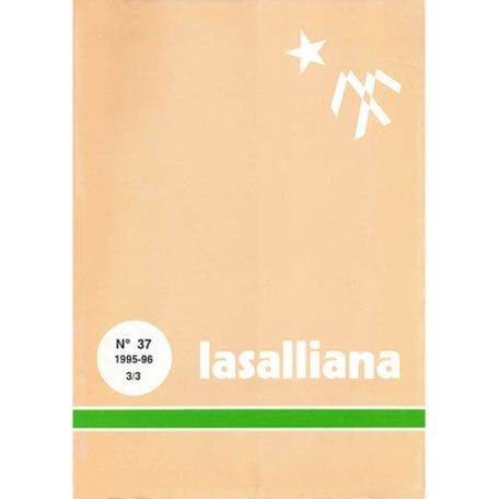 Lasalliana 37 - Cover