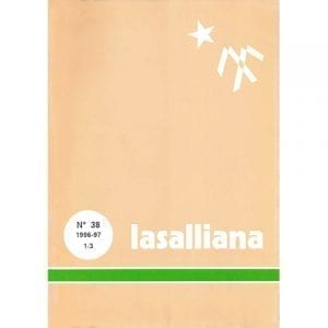 Lasalliana 38 - Cover