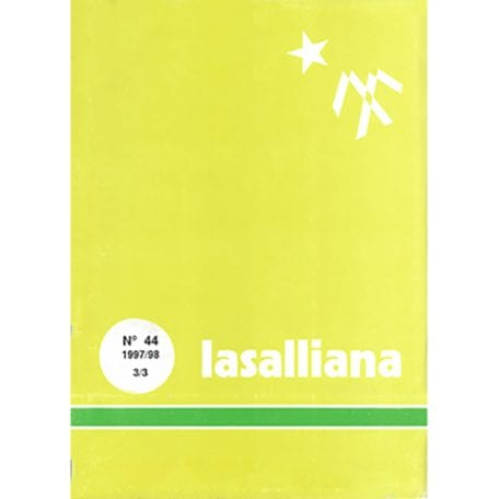 Lasalliana 44 - CoverB