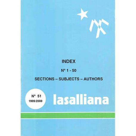 Lasalliana 51 - Cover