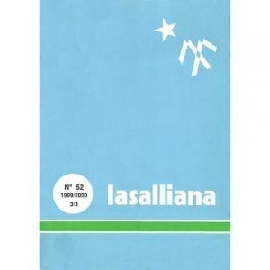 Lasalliana 52 - Cover