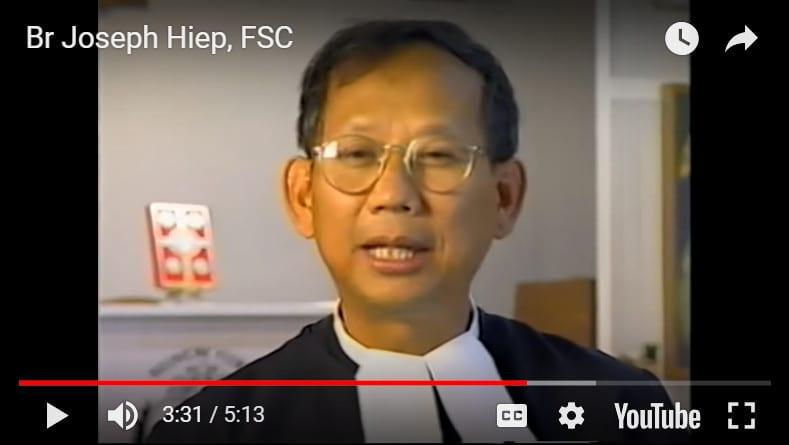 Br. Joseph Hiep, FSC