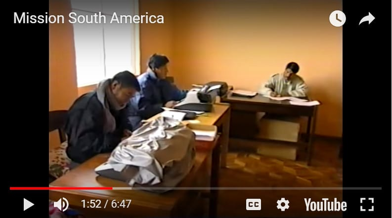Lasallian Mission – South America