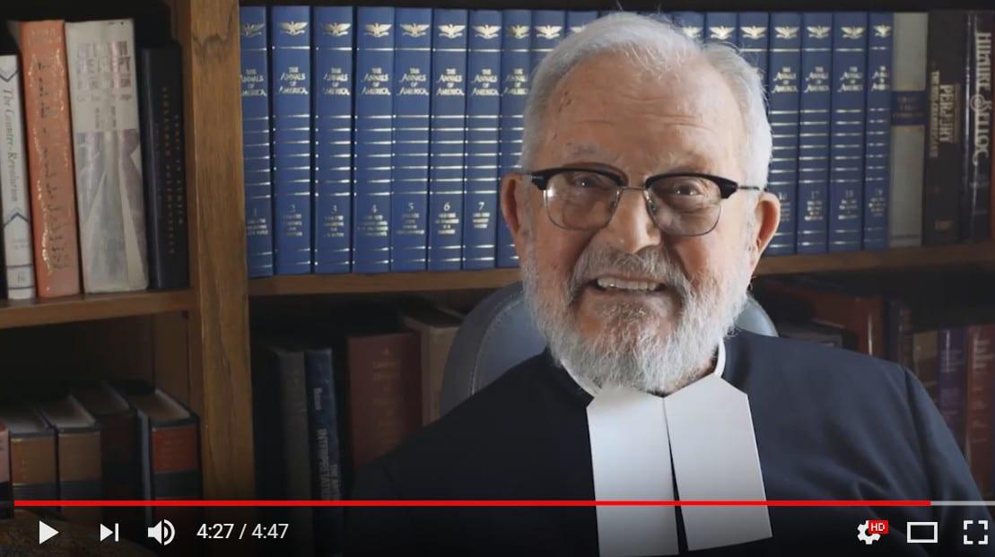 Br. Dominic Ruegg, FSC