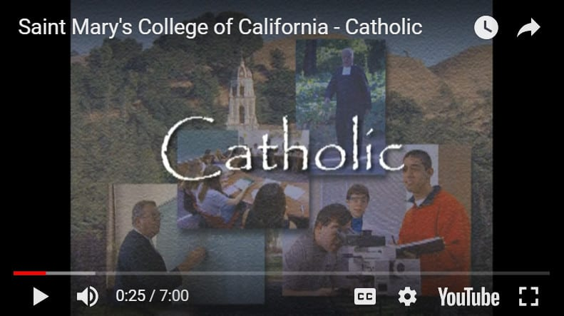 Saint Mary's College – Catholic