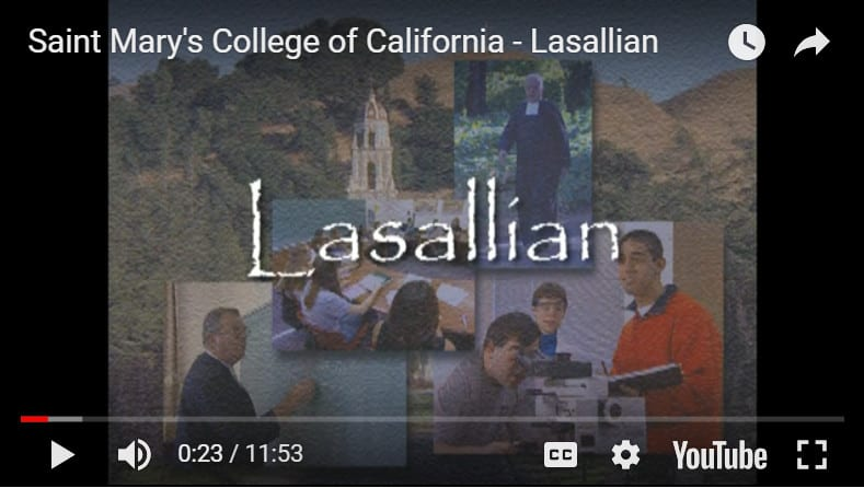 Saint Mary's College – Lasallian