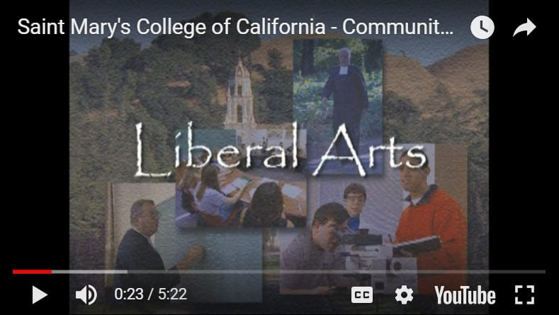 Saint Mary's College – Liberal Arts