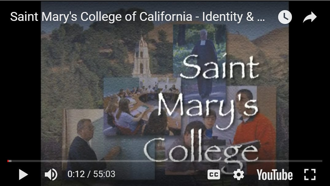 Saint Mary's College – FULL VIDEO