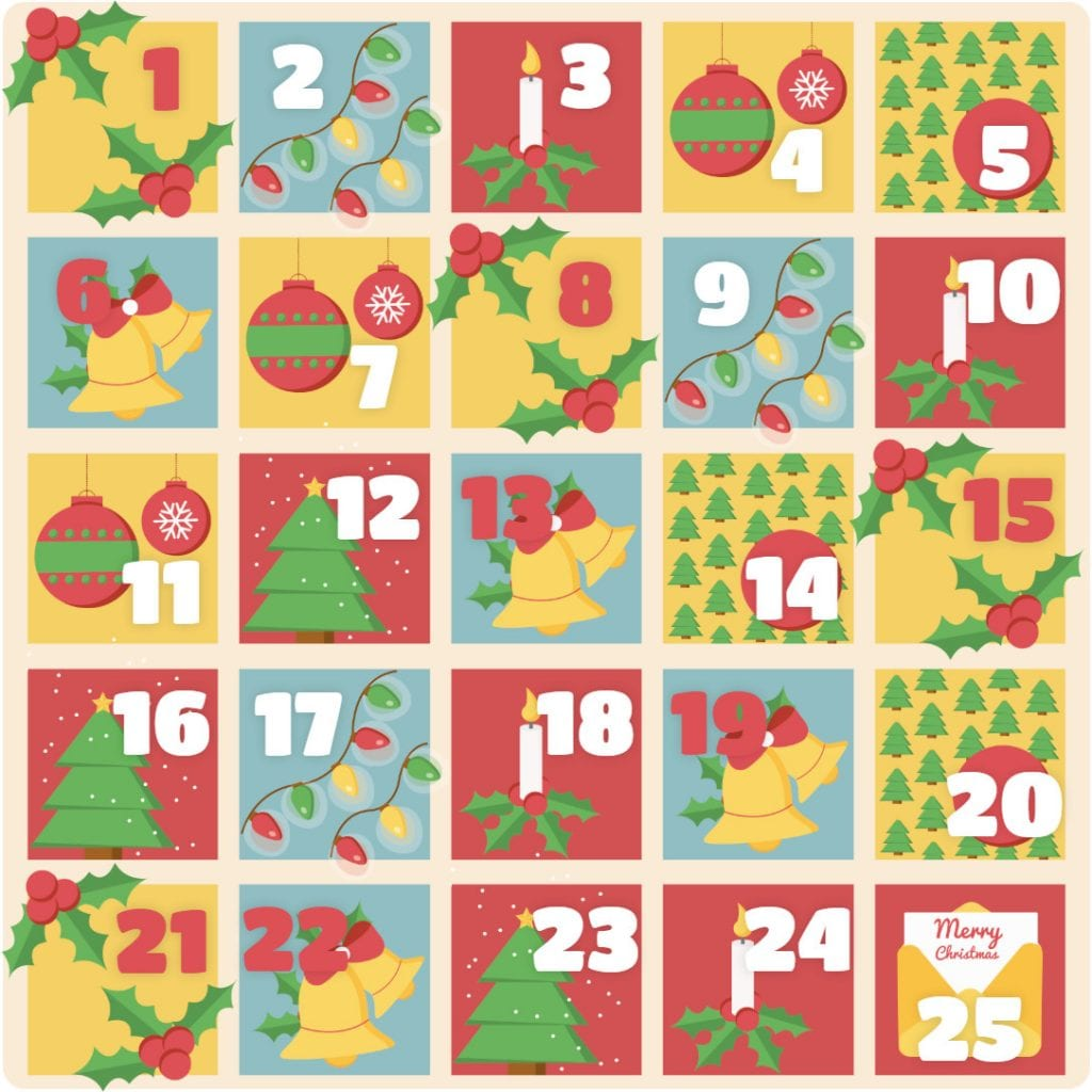 Lasallian Advent Calendar