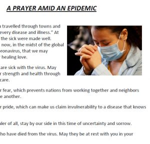 Prayer Virus
