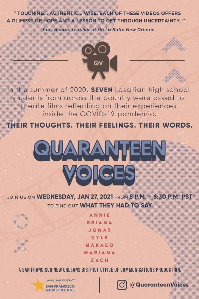 """""""Quaranteen Voices"""" Released"""