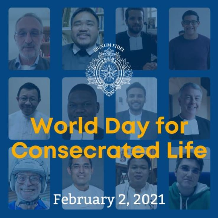 World Day for Consecrated Life – Brothers Videos